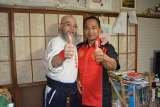 Belajar Yumeiho Langsung Dengan Sensei Kitami di Jepang